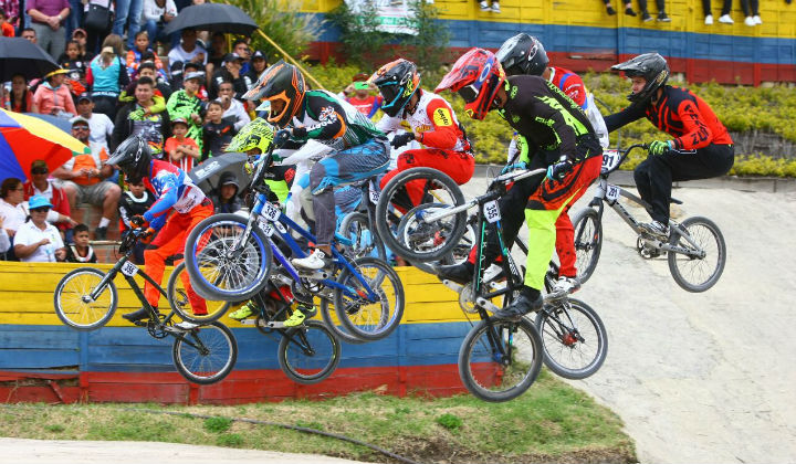 COLOMBIA: CALENDARIO DE COMPETENCIAS BMX TEMPORADA 2019