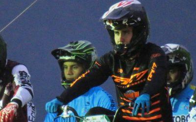 CHAMPIONNAT INTERNATIONAL DES FEUX DE BMX: ANDRÉS ARENAS ET ANDREA ESCOBAR VENCIERON AU PREMIER JOUR