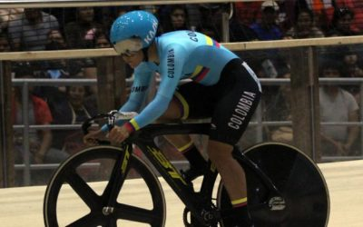 COLOMBIA SELECTION OF CYCLING READY FOR GLOBAL TRACK CUP