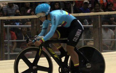 COLOMBIE SELECTIONNE DE CYCLISME PRETE POUR LE GLOBAL TRACK CUP