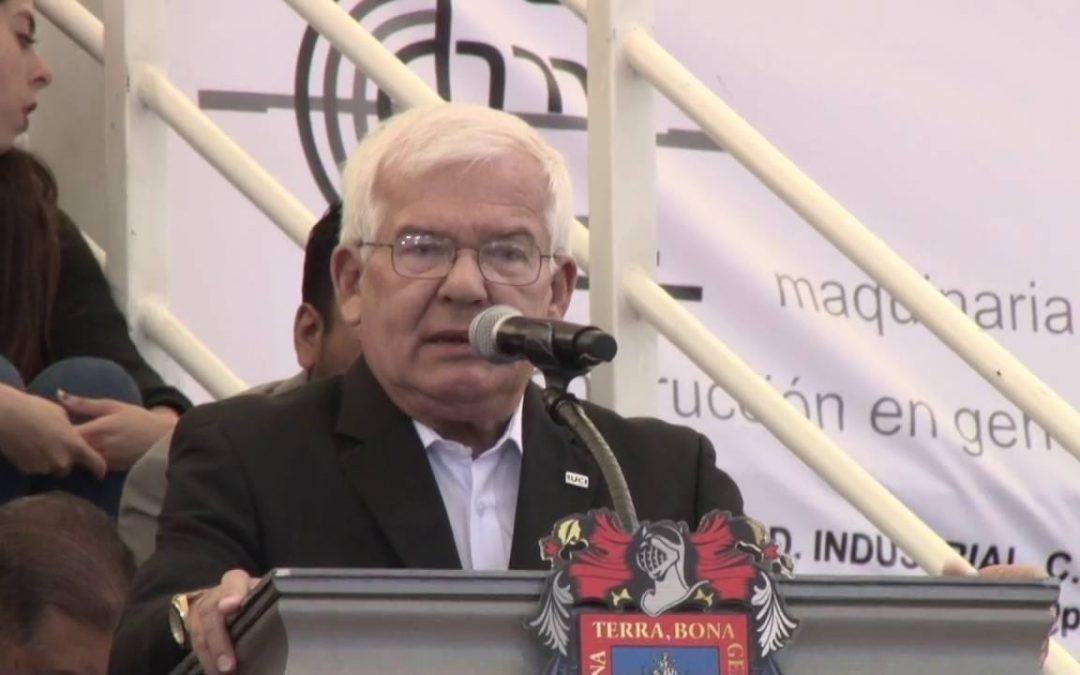 CONGRATULATIONS OF JOSÉ MANUEL PELÁEZ TO THE NEW BOARD OF DIRECTORS OF THE CANADIAN ASSOCIATION