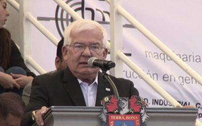 FÉLICITATIONS DE JOSÉ MANUEL PELÁEZ AU NOUVEAU CONSEIL D'ADMINISTRATION DE L'ASSOCIATION CANADIENNE