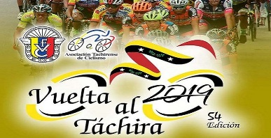 THE REIGN OF CYCLING IN VENEZUELA BEGINS THIS FRIDAY
