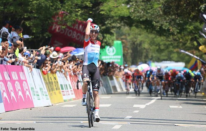 TOUR COLOMBIA 2.1: BOB JUNGELS SURPRISES IN MEDELLÍN AND IS THE NEW LEADER