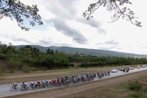 CUBA: LE CLASSIC DE CYCLISME SUR ROUTE ENTRE DANS SON DROIT FINAL