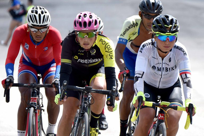 CUBA FOR REINFORCING PARTICIPATION IN PAN AMERICAN ROAD CYCLING CHAMPIONSHIP