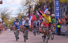 VUELTA DEL URUGUAY: NOBODY CAN WITH NICOLÁS NARANJO THAT ADDS HIS FOURTH VICTORY IN FIVE STAGES