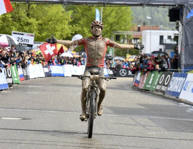 SURPRISE IN ALBSTADT: FLUCKINGER TAKES VICTORY AND SCHURTER FINDS SIXTH