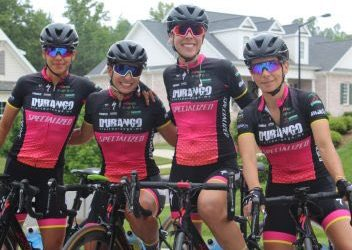 FEMALE MEXICAN CYCLING TEAM FOR HISTORY IN UCI CAREER
