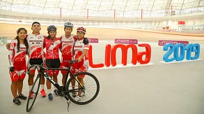 LIMA 2019 DELIVERED THE VELODROME TO THE PERUVIAN CYCLING FEDERATION