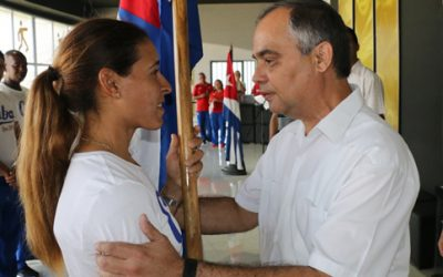 THE CUBAN CYCLING IS DECLARED READY FOR LIMA