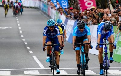 """THIS WEDNESDAY THE STAGE COMES OUT OF CARTAGO (VALLE) AND FINISHES IN THE MITITICA CIMA DE """"LA LINEA"""""""