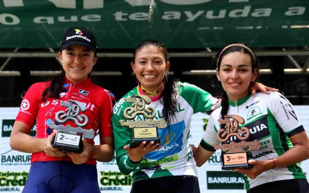 COLOMBIAN LILIANA MORENO WINS TOUR TO GUATEMALA