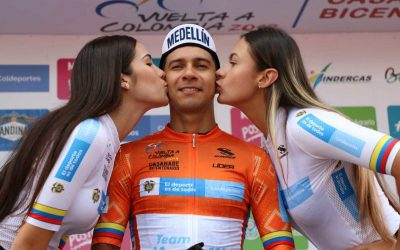 WEIMAR ROLDÁN WON AND ROBIGZON OYOLA CONTINUES TO LEAD IN THE RETURN TO COLOMBIA CASANARE BICENTENARIO COLDEPORTES