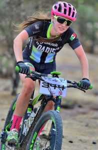 NATALIA TORRES WANTS TO TRANSCEND IN THE MTB WORLD CUP IN CANADA