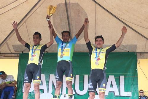 JULIÁN YAC WINS THE GRAND PRIX GUATEMALA UCI 2019