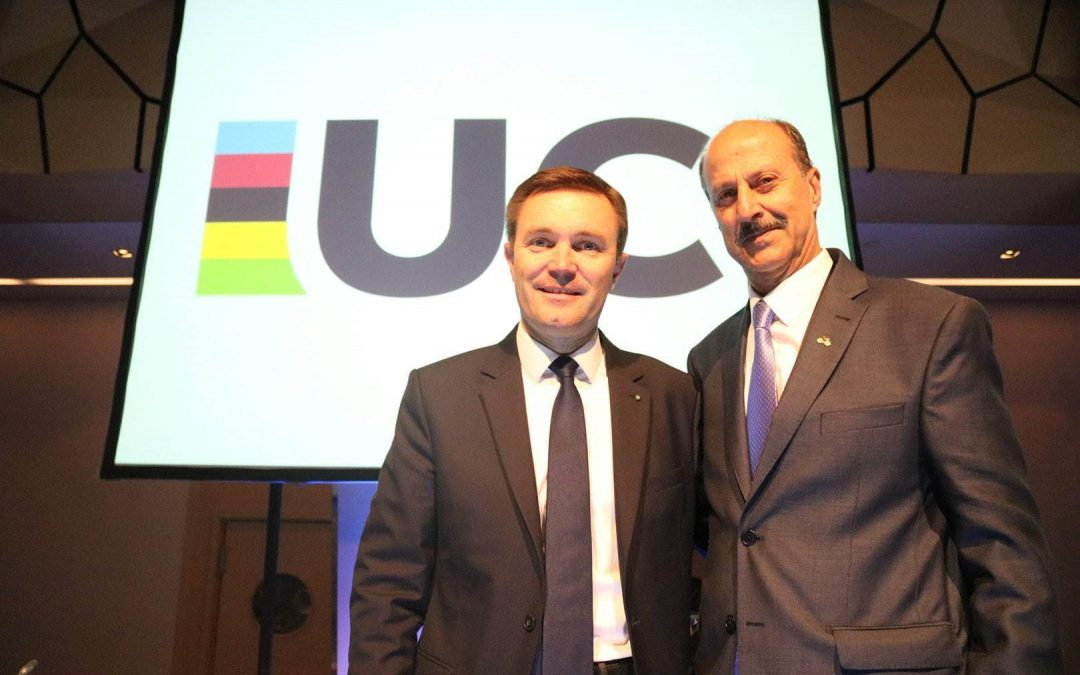 UCI PRAISES THE WORK OF FEDECICLISM FOR ITS CONTRIBUTION TO THE DEVELOPMENT OF CYCLING