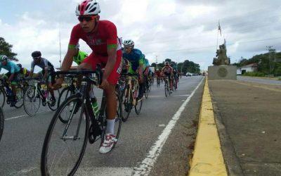 CYCLISTE WIRMER BRAVO À MIRANDA À LA QUATRIÈME ÉTAPE DE TOUR