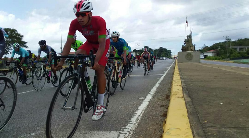 WILMER BRAVO CONQUERED FOURTH STAGE OF RETURN CYCLIST TO MIRANDA