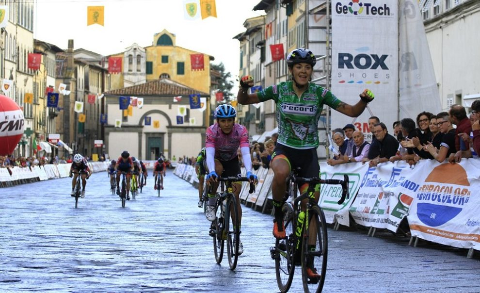 CUBAN ARLENIS SIERRA WON THE PREMONDIALE GIRO DE LLA TOSCANA, IN ITALY, BY SECOND ARRIVAL AT THE GOAL OF THE LAST STAGE
