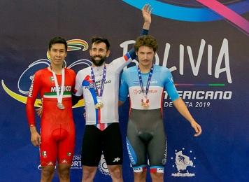 PAN AMERICAN CHAMPIONSHIP OPEN ELITE CYCLING IN COCHABAMBA