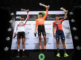 VAN AVERMAET WINS FOR THE SECOND TIME IN MONTREAL