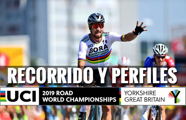 THESE ARE THE CHAMPIONS OF THE WORLD OF CYCLING UNTIL THE EDITION ISSUED THIS YEAR IN YORKSHIRE, GREAT BRITAIN
