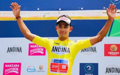 JHOJAN COLÓN (COLDEPORTES ZENÚ), IS THE FIRST LEADER OF THE CLASSIC RCN ANDINA 2019