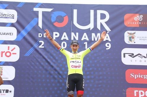 TOUR OF PANAMA COMES TO GUARARÉ