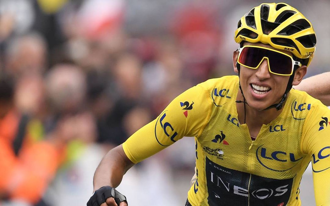 BERNAL AND CARAPAZ, CANDIDATES FOR THE 'GOLDEN BALL' OF CYCLING