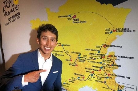 TOUR OF FRANCE 2020: A NEW CALL FOR THE 'ESCARABAJOS'