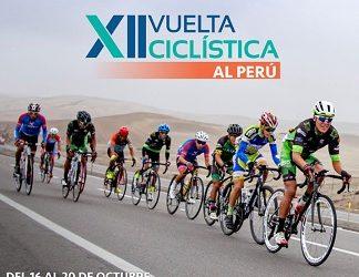 XII CYCLING TOUR TO PERU: BOLIVIAN JUAN COTUMBA WINS I STAGE