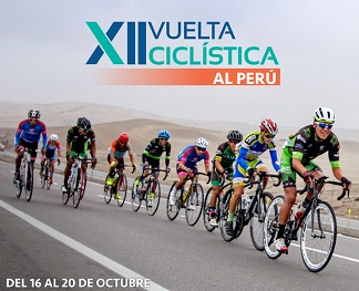XII CYCLING TOUR TO PERU: BOLIVIAN JUAN COTUMBA WINS I STAGE