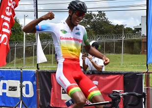 KENDRIC CLAVIER WINS THE SECOND STAGE OF THE PANAMA TOUR