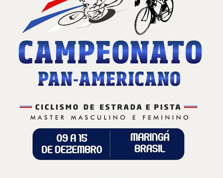AVAILABLE ANNOUNCEMENT PAN AMERICAN CHAMPIONSHIP MASTER BRAZIL 2019