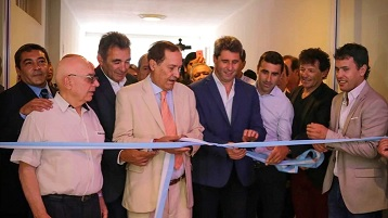 TOUR TO SAN JUAN 2020: THE ARGENTINE CYCLING PARTY WAS PRESENTED