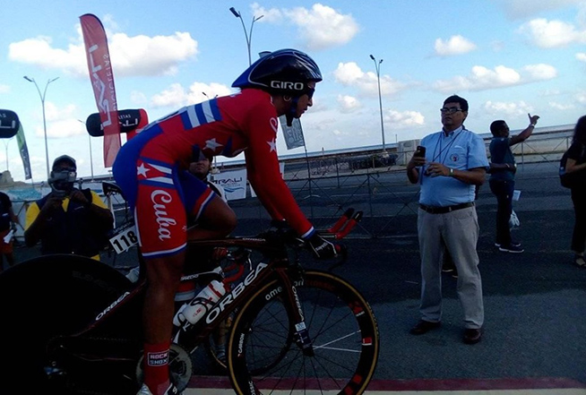 TODAY, CHAMPIONSHIP OF THE CARIBBEAN OF CYCLING IN HAVANA MALECÓN