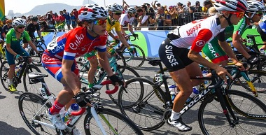 CYCLIST ARLENIS SIERRA IS THE CLASSIFIED 26 OF CUBA FOR TOKYO-2020