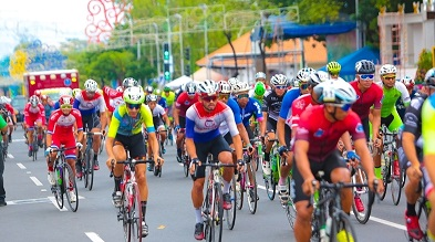 "THE COMPETITION OF CYCLING ""TOUR TO NICARAGUA"" IS SUCCESSFUL"