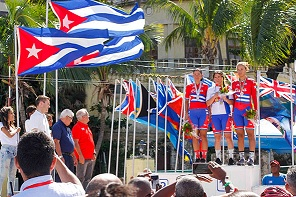 CUBA MUST HAVE ITS INTERNATIONAL TOURNAMENT, AFFIRMA DIRECTIVE OF THE WORLD CYCLING