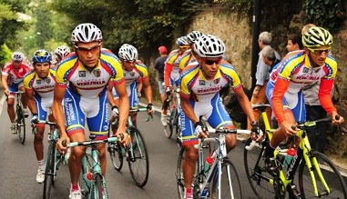 VENEZUELA SUMA THIRD OLYMPIC CUP TO TOKYO 2020 IN ROAD CYCLING