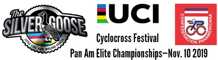CYCLOCROSS PANAMERICAN CHAMPIONSHIP CELEBRATED
