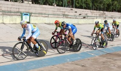 TESTS SPRINT AND SCRATCH ON SECOND DAY OF THE MASTER PAN AMERICAN