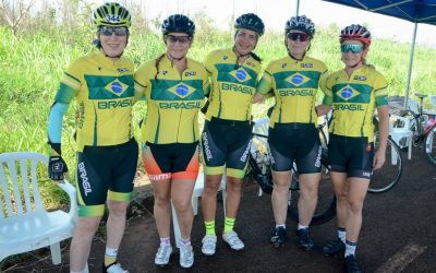 PANA MERICAN MASTER 2019: BRAZIL HEADS THE INDIVIDUAL TIME TRIAL TESTS