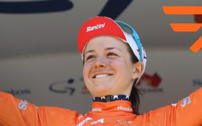 RUTH WINDER (USA) WINS THE SANTOS DOWN TOUR AND MEXICANA ANDREA RAMÍREZ IS LOCATED AS THE BEST LATIN AMERICAN