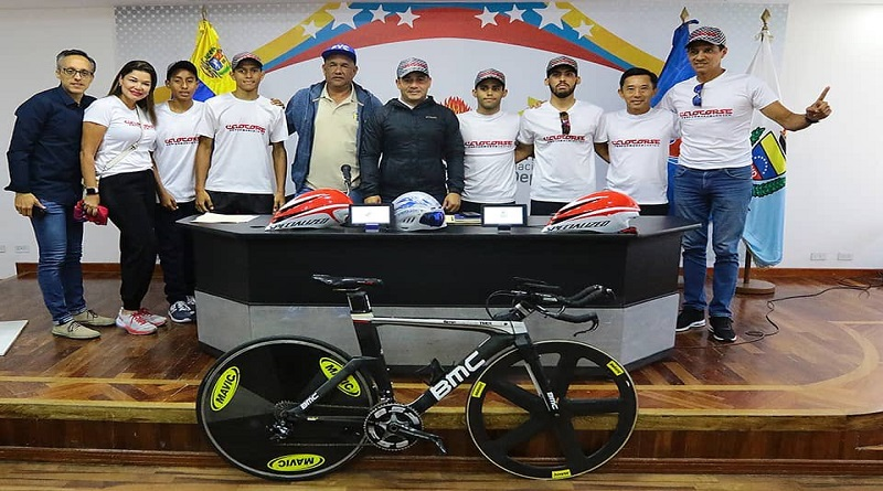 EDITION 55 VUELTA TO TACHIRA WILL CONSTARE WITH 10 NATIONAL AND 6 INTERNATIONAL TEAMS.