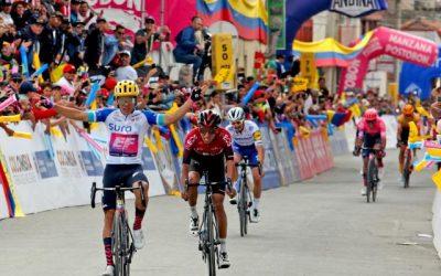 HIGUITA CROWN IN SANTA ROSA DE VITERBO AND ASAULT THE TOP