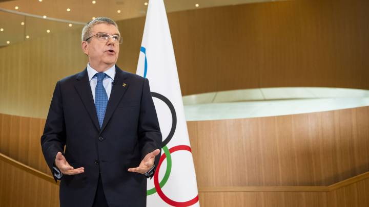 Letter from President Thomas Bach OLY to athletes