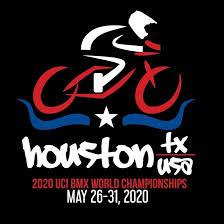 The 2020 UCI BMX World Championships in Houston (United States) postponed