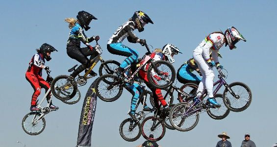 FIELDS AND WILLOUGHBY WIN ELITE BMX NATIONAL CHAMPIONSHIPS IN HOUSTON